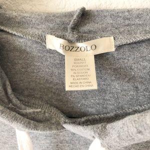 Bozzolo Dresses - Hoodie dress